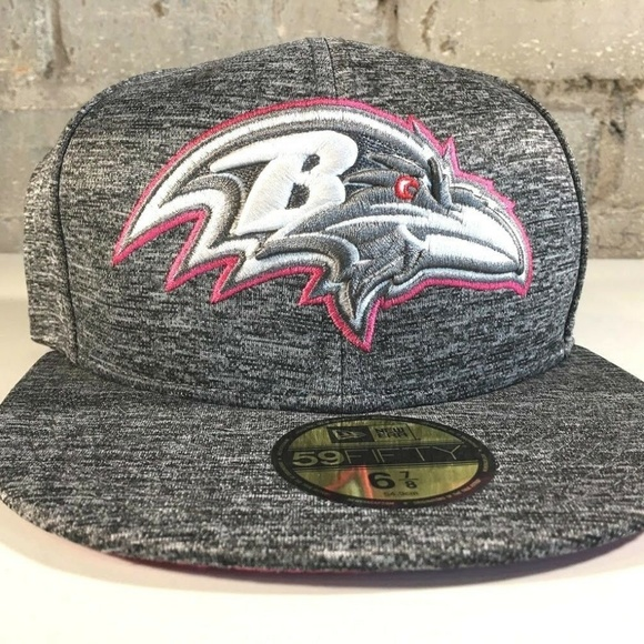 c2964284cff New Era Baltimore Ravens Fitted Hat